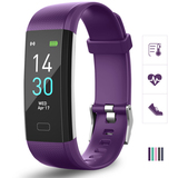AS-5 PURPLE Fitness Trackers Watch