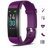 AS-7 PURPLE Fitness Trackers Watch