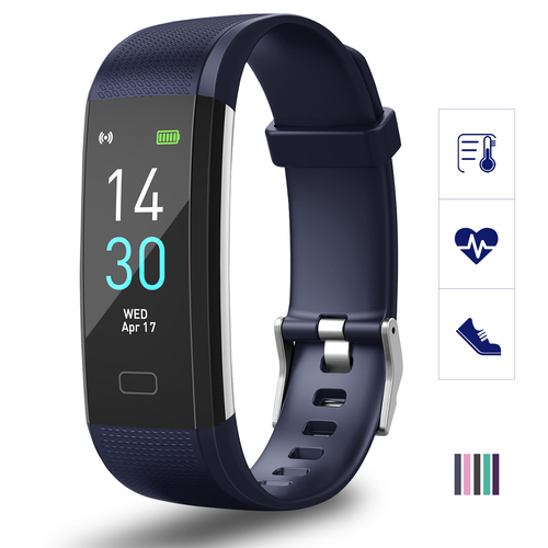 AS-5 BLUE Fitness Trackers Watch