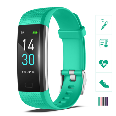 AS-7 GREEN Fitness Trackers Watch