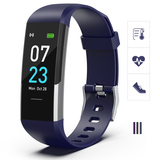 AS-8 Blue Fitness Trackers Watch