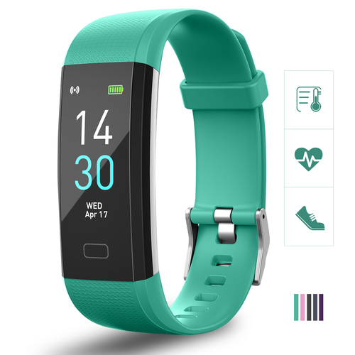 AS-5 GREEN Fitness Trackers Watch